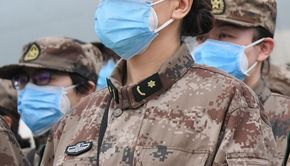 Țara care și-a mobilizat armata pentru al cincilea val de coronavirus