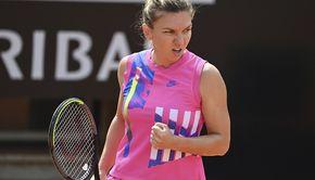 Simona Halep, calificare dramatică în finala de la Roma. Cu cine își va disputa trofeul