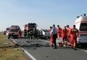 Tragedie. Trei oameni au murit într-un accident cumplit, în județul Constanța. A patra victimă, în comă