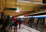 Explozie la metrou: Călătorii au fost evacuaţi - VIDEO