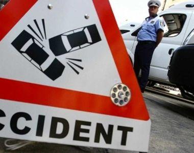 Trei persoane rănite grav în urma unui accident produs între Braşov şi Târgu Secuiesc