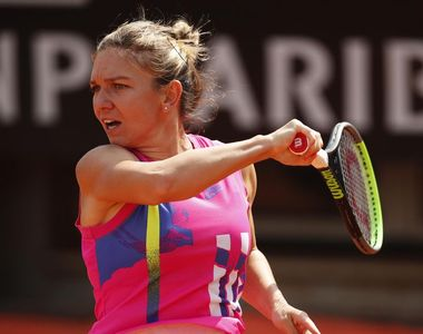 Simona Halep a câştigat pentru prima dată turneul de la Roma