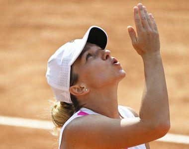 """Simona Halep, despre turneul de la Roland Garros: """"Nu voi pune presiune pe mine"""""""