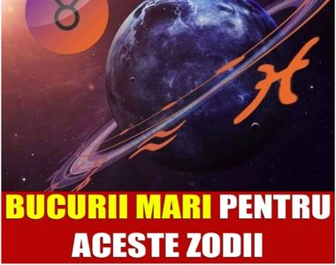 Horoscop 23 septembrie 2020. Zodiile care au parte de mari bucurii