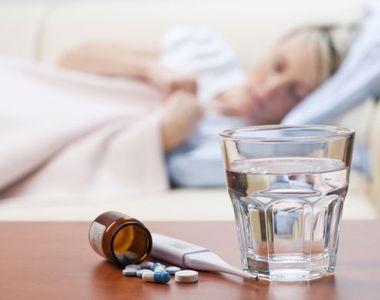 Diferența dintre răceală și gripă. Primele simptome