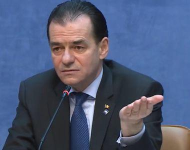 Ludovic Orban, acuzaţii dure: Iresponsabilitatea PSD riscă să arunce România într-o...