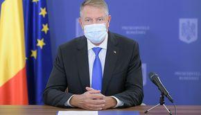 Klaus Iohannis, ultima conferință de presă înainte de alegeri