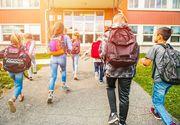 E oficial: Şcolile se închid în perioada 25-29 septembrie