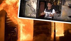 VIDEO - Poveste șocantă. Frați morți în incendiu