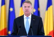 """Klaus Iohannis, mesaj pentru români înainte de alegeri:""""Din păcate, pandemia e departe de a se fi încheiat"""""""