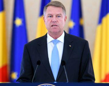 """Klaus Iohannis, mesaj pentru români înainte de alegeri:""""Din păcate, pandemia e..."""