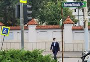 Nicușor Dan, întâlnire cu președintele Iohannis la Cotroceni