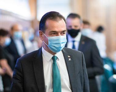 """Orban: """"Există o sensibilă creştere a cazurilor după măsurile de relaxare adoptate la 1..."""