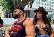 """Imagini de neratat cu Roxana și Alex Turcu de la """"Puterea Dragostei"""". Cum au fost surprinși cei doi tineri"""