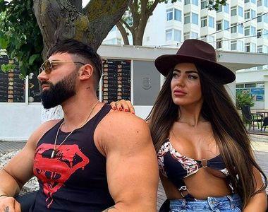 """Imagini de neratat cu Roxana și Alex Turcu de la """"Puterea Dragostei"""". Cum au fost..."""