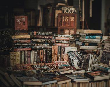 Anticariatul Printre Cărți: un amalgam de cărți vechi de vânzare și cultură