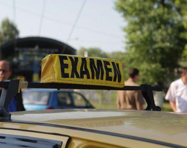 VIDEO - Pandemia îi lasă fără permise. Probele, întârziate