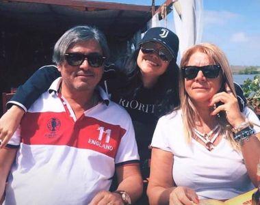Fiica secretă a lui Cornel Galeș a sărbătorit intrarea la facultate cu un selfie...