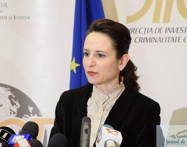 Șefa DIICOT a renunțat la un salariu uriaș după condamnarea soțului ei! Giorgiana Hosu...