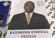 Congolezul Eminga vrea să fie ales primar după ce a părăsit partidul lui Liviu Dragnea! Raymond și-a cumpărat o casă și un teren agricol la țară!