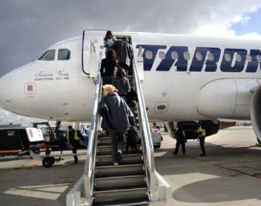 Un avion TAROM, aterizare de urgență pe Aeroportul Henri Coandă