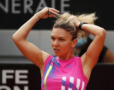 Simona Halep evoluează, duminică, în primul tur al French Open