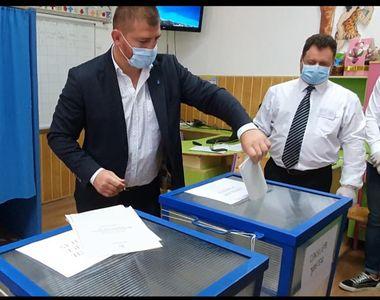 Cătălin Moroșanu, prezent la urnele de vot din Galați. Ce dorință are sportivul