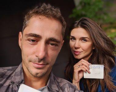 Vladimir Drăghia a fost la vot alături de soție! Câștigătorul Exatlon 1 și-a îndemnat...