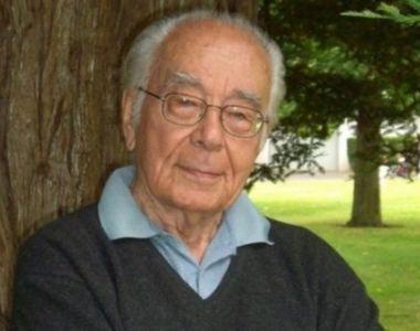 Ce mesaj a transmis Mihai Șora, filosoful de 104 ani, după ce a mers la vot....