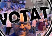 VIDEO - Surprize la alegeri. Politicieni vechi, trimiși acasă de români