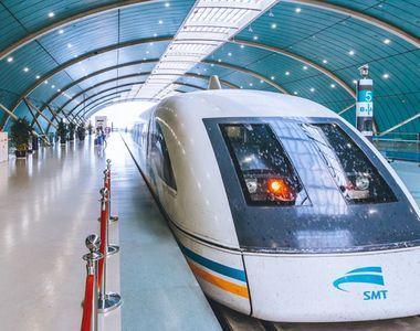 Care sunt cele mai rapide trenuri din lume și pe ce rute circulă cu peste 300 km/h