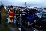 Accident cumplit, cu 13 victime. A fost activat codul ROȘU, după ce un TIR a spulberat un microbuz
