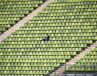 Meciurile de fotbal din Olanda se vor disputa din nou fără spectatori