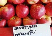 VIDEO - Vremea a distrus merele. Prețuri mai mari cu 70%