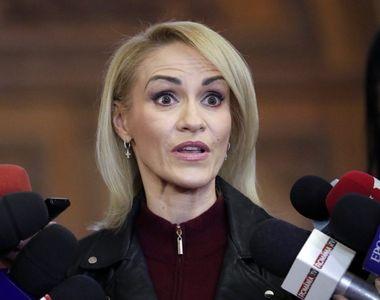 """Gabriela Firea: """"Eu o să mă bat în continuare pentru Bucureşti"""""""