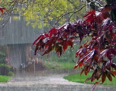 Vremea. ANM a anunțat prognoza meteo pentru miercuri, 30 septembrie. Unde vor cădea...