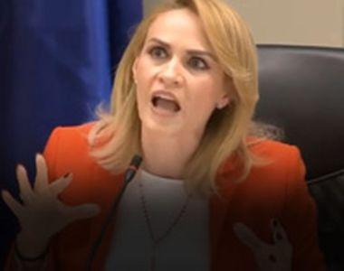 VIDEO - Firea, marea perdantă, dezlănțuită. Firea: Sunt masochistă?