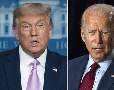 Cine a câștigat prima dezbatere televizată dintre Trump şi Biden. Trump, făcut clovn de...