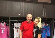 Veste mare pentru Anamaria Prodan! Fata ei din America și-a revenit după accidentare și poate să joace iar baschet FOTO