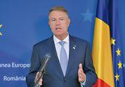 """Klaus Iohannis: """"Sper să nu fie reintroduse noi restricţii"""""""