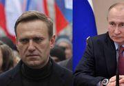 """""""Putin este în spatele otrăvirii mele"""". Opozantul rus Aleksei Navalnîi, acuzații dure pentru liderul de la Kremlin"""