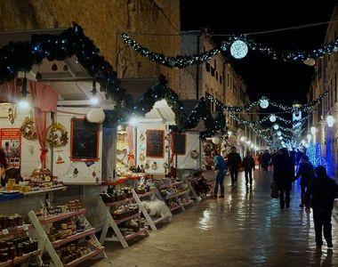 VIDEO - Bucureștenii, fără târg de Crăciun. Nicușor Dan: Nici de Paște