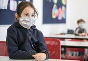 Școlile trec pe rând în scenariul roșu. 10 elevi infectați cu coronavirus la o școală din Capitală
