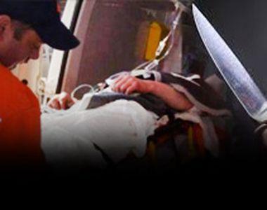 VIDEO - Cutremurător: Copil de 15 ani, înjunghiat de un coleg