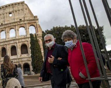 Italia, lovită de valul doi de coronavirus