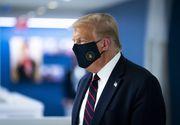 Coronavirus la Casa Albă. Donald Trump, cel mai puternic om al planetei, are COVID-19