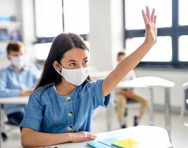 Școlile, bombe cu ceas în pandemie. Câți copii s-au infectat cu coronavirus în ultima...