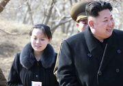 """Sora lui Kim Jong-Un a reapărut în public, la două luni după """"dispariție"""". Zvonuri privind înlăturarea ei"""