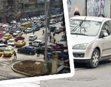 VIDEO - România - parcări publice puține, mașini foarte multe