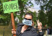 """Proteste masive în Germani: Mii de persoane, aşteptate la adunări """"anti-mască"""""""